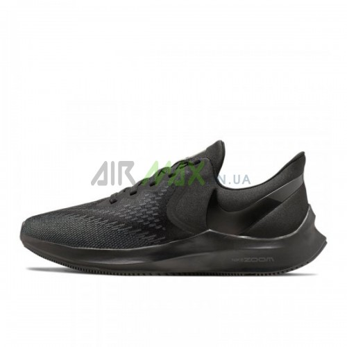 Air Zoom Winflo 6 Black AQ7497-004
