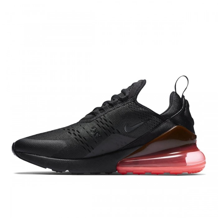 Nike Air Max 270 Sneakers In Black