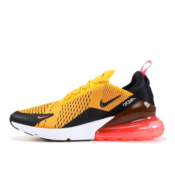 Nike Air Max 270 желтые
