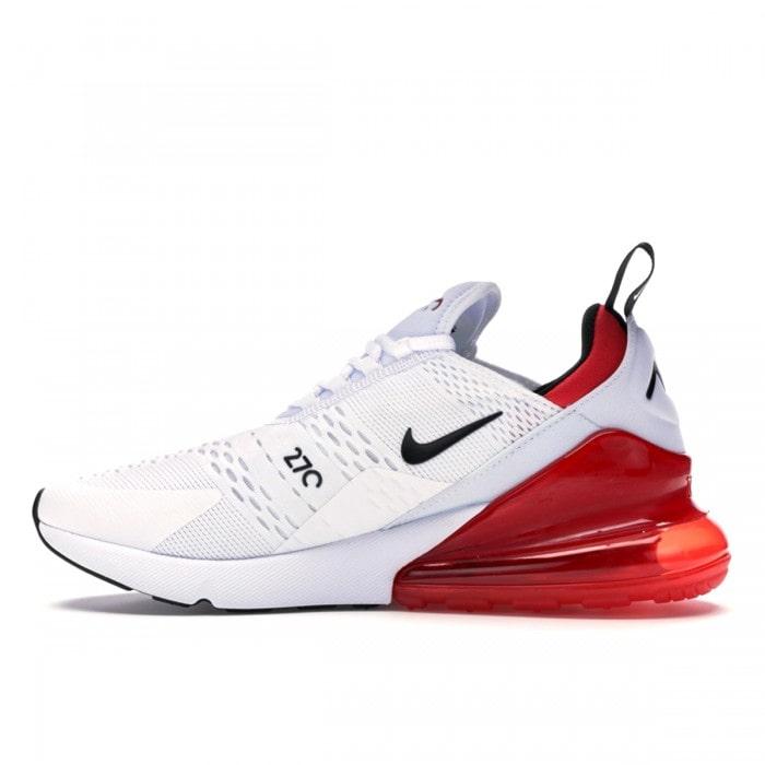 Nike Air Max 270 женские белые