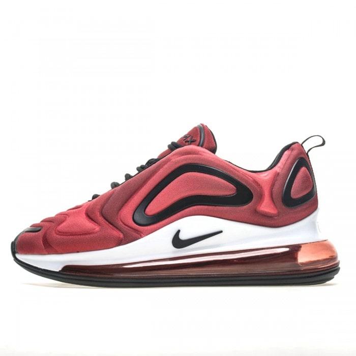 Nike Air Max 720 бордові