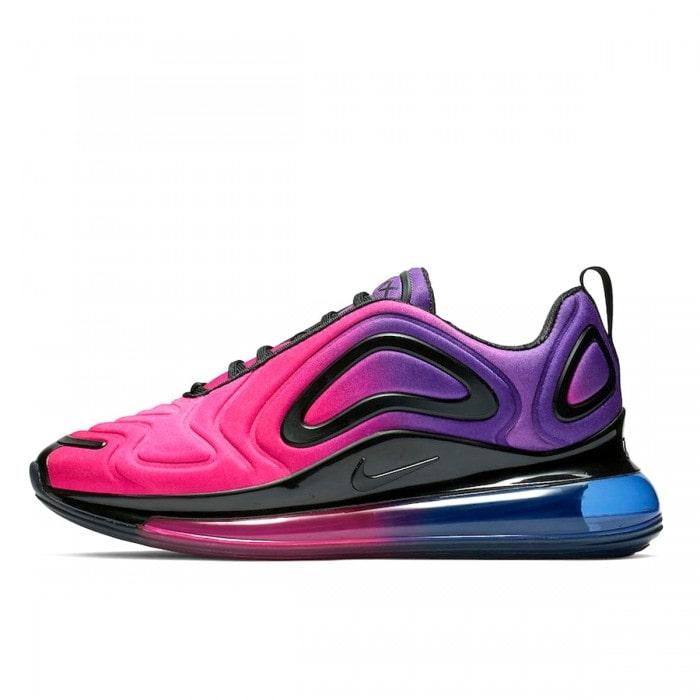 Nike Air Max 720 фіолетові