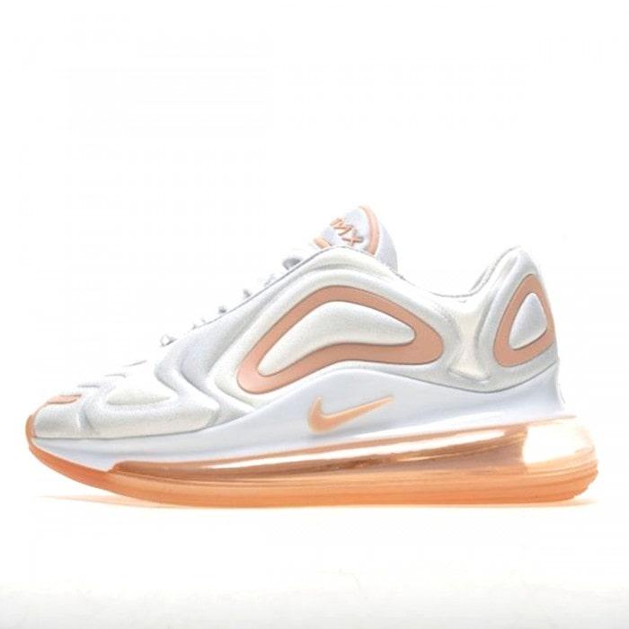 Nike Air Max оранжевые