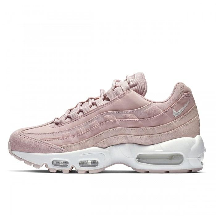 Nike Air Max розовые